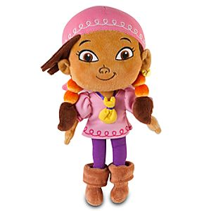 Jake and the Never Land Pirates: Izzy Plush -- 12 H