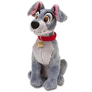 Lady and the Tramp: Tramp Plush -- 16 H