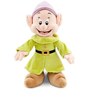 Snow White and the Seven Dwarfs: Dopey Plush -- 11 H