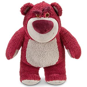 Toy Story 3 Lots-O-Huggin Bear -- 12 H