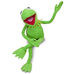 Muppets Kermit Plush Toy -- 29