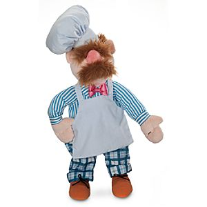Swedish Chef Plush - The Muppets - Medium - 18