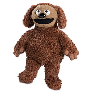 Rowlf Plush - The Muppets - 13