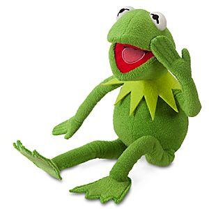 Kermit Plush - The Muppets - Medium - 16