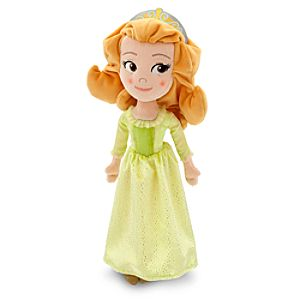 Amber Plush Doll - Sofia the First - Small - 13''