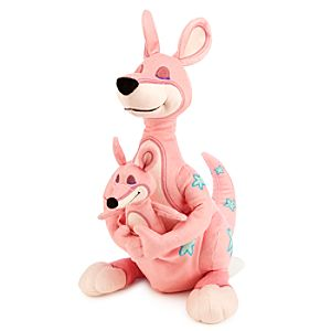 its a small world Kangaroo Plush - 15