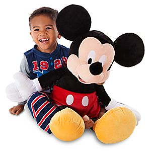 Mickey Mouse Plush - Large - 25