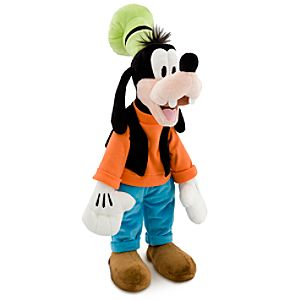 Goofy Plush - Medium - 20