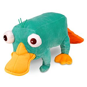Perry Talking Plush - Phineas and Ferb - Medium - 13
