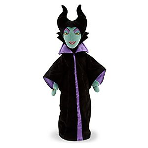 Maleficent Plush Doll - Medium - 22 - Sleeping Beauty