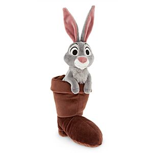 Rabbit Plush - Small - 10 - Sleeping Beauty