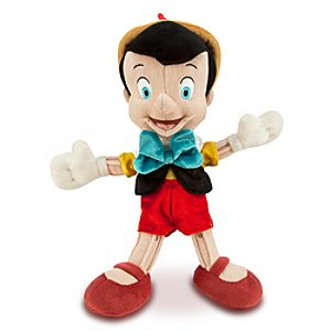 Pinocchio Plush - Small - 12