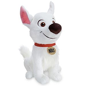 Bolt Plush - Medium - 14