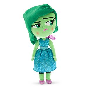 Disgust Plush - Disney•Pixar Inside Out - Small - 11