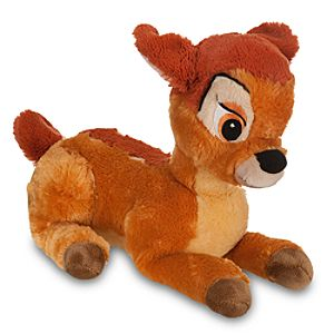 Bambi Plush Toy -- 13 L