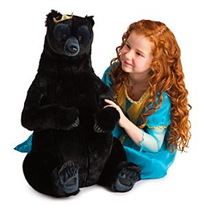 Brave Bear Plush Toy -- 23 H