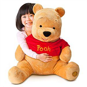 Jumbo Winnie the Pooh Plush Toy -- 27 H