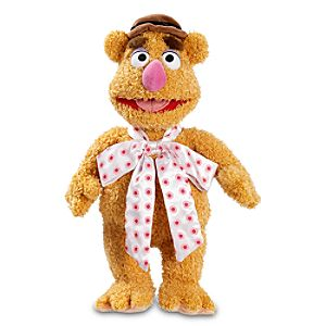 Muppets Fozzie Plush Toy -- 15 H