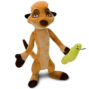 The Lion King Timon Plush Toy -- 12 H