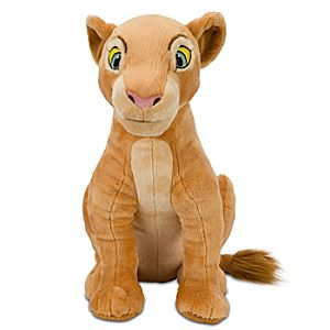 The Lion King Adult Nala Plush Toy -- 16 H