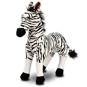 The Lion King Zebra Plush Toy -- 15 H
