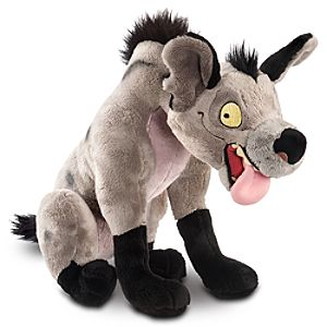 The Lion King Hyena Ed Plush -- 11