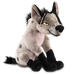 The Lion King Hyena Shenzi Plush Toy -- 11 H