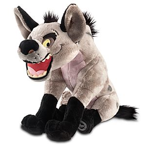 The Lion King Hyena Banzai Plush Toy -- 11 H