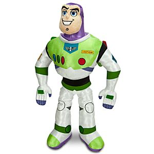 Buzz Lightyear Plush Toy -- 17 H