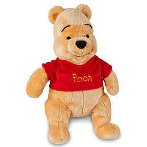Small Winnie the Pooh Plush -- 10 H