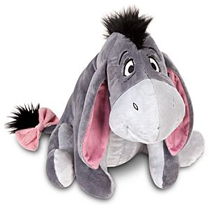 Large Eeyore Plush Toy -- 18 H