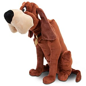 Lady and the Tramp Trusty Plush -- 17 H