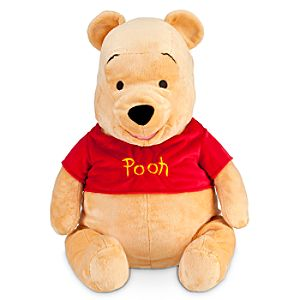 Large Winnie the Pooh Plush Toy -- 30