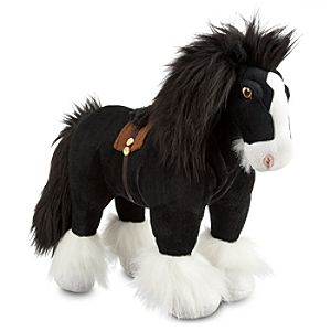 Brave Angus Plush Toy -- 14'' H