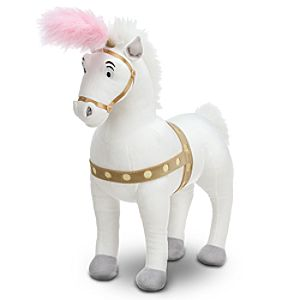 Cinderella Coach Horse Plush Toy -- 14 L