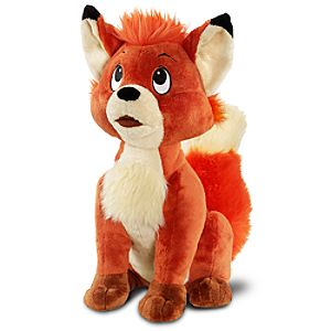 The Fox and the Hound Tod Plush Toy -- 13 H