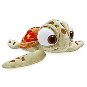 Squirt Plush - Finding Nemo - Medium - 12