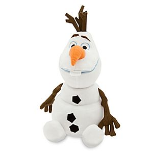 Olaf Plush - Frozen - Medium - 13 1/2