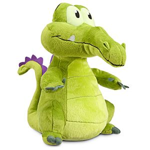 Where's My Water Swampy Plush Toy -- 10'' H