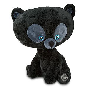 Medium Curious Cub Brave Plush Toy -- 13 H