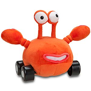 Jungle Junction: Taxicrab Plush -- 8 H