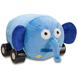 Jungle Junction: Ellyvan Plush -- 14 L