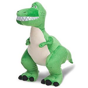 Rex Plush - Toy Story - 14""