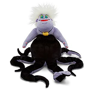 Plush Ursula Doll -- 25 L
