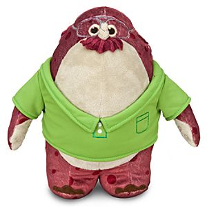 Don Carlton Plush - Monsters University - 10 1/2