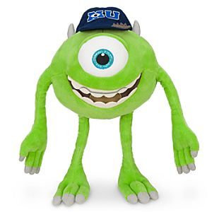 Mike Wazowski Plush - Monsters University - 12