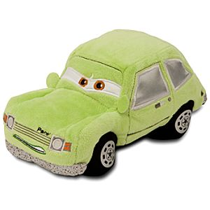 Cars 2 Acer Plush Toy -- 8 H
