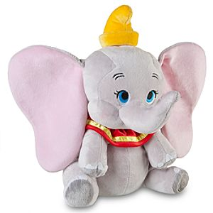 Medium Dumbo Plush -- 15 H
