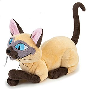 Lady and the Tramp Am Plush -- 14 L