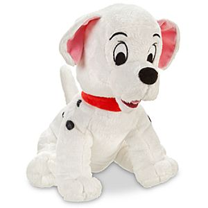 101 Dalmatians Rolly Plush -- 14 L